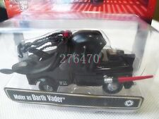 Disney Pixar Cars Star Wars Mater as Darth Vader Metal Toy Car New in Box