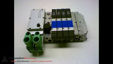 FESTO IEPL-03-FB VALVE ASSEMLY WITH ATTACHED PARTS VIFB-03-B, ILR-03, NE #153209