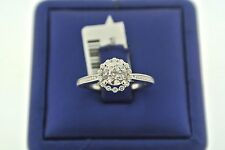 Scott Kay 14k White Gold 0.35 CT Diamond Engagement Ring Setting/Mounting