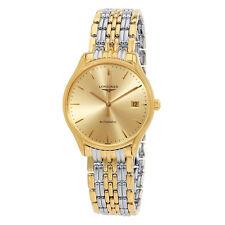 Longines La Grande Classique Presence Automatic Ladies Watch L4.860.2.32.7