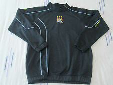 Very rare Manchester City training sweatshirt size XL Le Coq Sportif