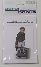 Aero Bonus Soviet Air Force Colonel, Korean War, 1951 1/48 0080 ST
