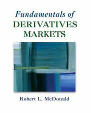 Fundamentals of Derivatives Markets