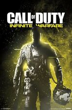 CALL OF DUTY - MODERN WARFARE - KEY ART POSTER - 22x34 VIDEO GAME 15054
