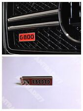Brabus Style G800 emblem on front grill for G class G55 G63 G500 w463