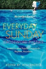 The New York Times Everyday Sunday Crossword Puzzles : America's Most Popular...