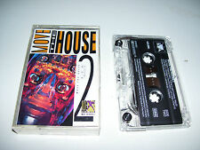 Move The House 2 * RARE EVA CASSSETTE TAPE 1991 early hardcore / house *