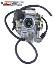 Carburetor 19mm CVK Racing GY6 50 139QMB Scooter Moped ~ US Seller