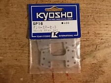 SP-16 Front & Rear Shock Stay Set - Kyosho Pure Ten TF-2 Spider