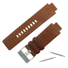 ORIGINALE Genuino Diesel Cinturino Vera Pelle S/Fibbia in acciaio per dz1090