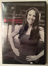 Pure Barre Mile High: 2 Workout DVD Brand New Factory Sealed