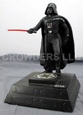 """Star Wars 12"""" DARTH VADER w/ Lightsaber Collectible Coin Bank '96 Thinkway Toys"""