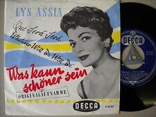 Lys Assia - Was kann schöner sein - Deutsche Coverversion Doris Day Que sera