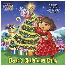 Glow-In-the-Dark Pictureback Ser.: Dora's Christmas Star (Dora the Explorer)...