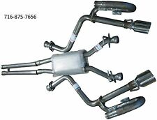 Charger, Magnum, V6 2005 - 2010 Solo Performance Cat Back Exhaust