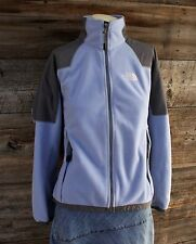 North Face Gore Windstopper Fleece Jacket Lilac Women's Size Small