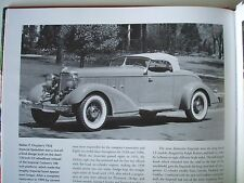 "1/43/B&G/HISTORIC LINE/EMC ""Chrysler Imperial Speedster "" 1932 USA"