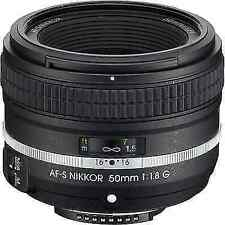 BRAND NEW!! Nikon AF-S NIKKOR 50mm f/1.8G Special Edition Lens! PRICED TO SELL!!