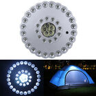 New Portable 3-Mode 41 LED UFO Bivouac Camping Lantern Light Lamp Tent Torch