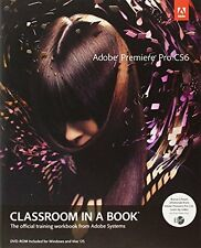 NEW Adobe Premiere Pro CS6 Classroom in a Book by Adobe Creative Team