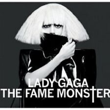 """LADY GAGA """"THE FAME MONSTER"""" 2 CD DELUXE EDITION NEW!"""