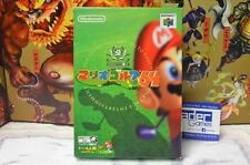 MARIO GOLF 64  , Nintendo 64 , Japanese Version