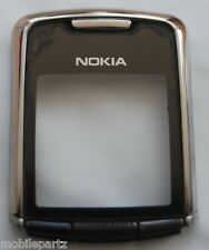 Genuine Nokia 8800 Top Front Cover Fascia with Glass Screen Panel Graded / Used