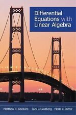 Differential Equations with Linear Algebra by Merle C. Potter, Matthew R....