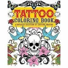 Chartwell Coloring Bks.: Tattoo Coloring Book : A Fantastic Selection of...