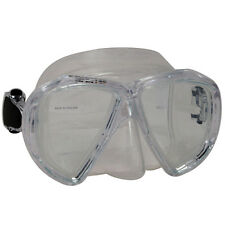 Scuba Diving Snorkeling Gear Rx-Able Silicone Mask NEW