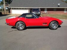 1968 Chevrolet Corvette Base Convertible 2-Door