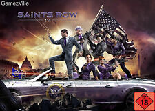 Saints Row 4 IV: Game of the Century Edition us Steam digital download key código