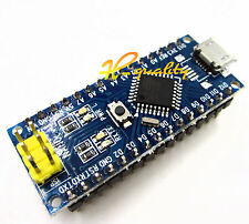 5PCS MICRO USB Nano V3.0 ATmega328P CH340G 5V 16M Micro-controller Arduino