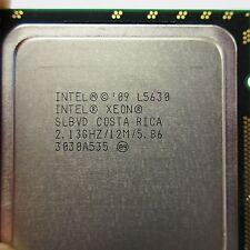 Intel Xeon Quad Core Processor L5630 SLBVD 2.13Ghz/1366/B/LGA1366 12 Meg L3 CPU