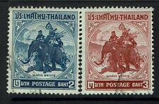 Thailand SC# 307 and 308, Used -  Lot 010417
