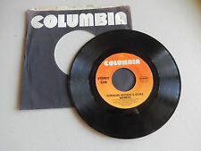 SUTHERLAND BROTHERS & QUIVER secrets/somethin's burning COLUMBIA    45