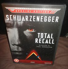 Total Recall (DVD, 2-Disc Set) - 1980's Movie