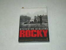 Rocky DVD, 2009, 2-Disc Set, Collector's Edition FREE SHIPPING