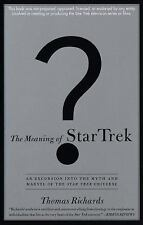The Meaning of Star Trek-ExLibrary