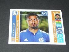 513 K.-PRINCE BOATENG SCHALKE 04 PANINI FOOTBALL UEFA CHAMPIONS LEAGUE 2014-2015