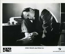 Peter Weller plays William lee NAKED LUNCH festin nu David Cronenberg Burroughs