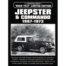Jeepster & Commando Limited Edition 1967-1973 libro papel