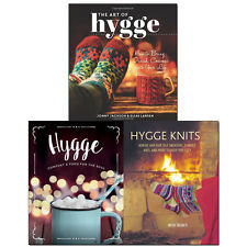 Hygge Collection Hygge Knits and The Art of Hygge 3 Books Set Pack NEW [PB]
