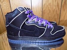 Nike Dunk High SB Elite Premium Black Box Un MF Doom s 13