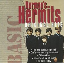 (CD) Herman's Hermits - Original Hits - No Milk Today, Sunshine Girl, Dandy, u.a