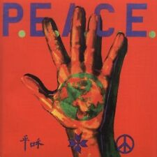Peace / War; 1997 CD, Hardcore Punk, MDC, Dead Kennedys, Crass, Butthole Surfers