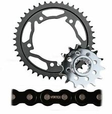SUZUKI 2002-06 V-Strom DL 1000 VORTEX 525 STREET CHAIN & STEEL SPROCKET KIT