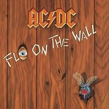 AC/DC CD - FLY ON THE WALL [REMASTERED](2003) - NEW UNOPENED - ROCK METAL