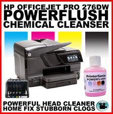 HP OFFICEJET PRO 276DW STAMPANTE HEAD CLEANER-Printhead unblocker-STAMPA FIX