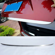 FIT FOR MAZDA CX-5 CX5 REAR TRUNK TAILGATE LID TRIM MOLDING CHROME STRIP COVER